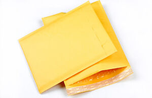New Year New You Small Kraft Paper Bubble Bags Padded Envelopes Mailers Tocm