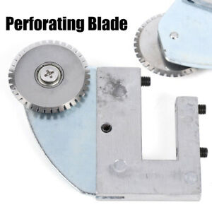 460mm Perforating Blade For Electric Creasing Machine Paper Cutting Perforator
