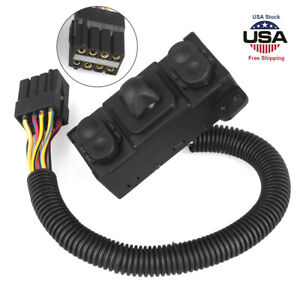 Oem Power Seat Switch Left Driver Seat Control Switch For Ford F 150 F 250 F 350