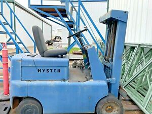 Hyster Fork Lift