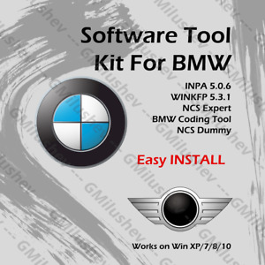 Standard Tools For Bmw Inpa 5 0 6 Ncs Expert Winkfp 100 Guide Easy Installation