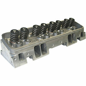 World Products 012150 2 Small Block Chevy Sportsman Ii Cast Iron Cylinder Head