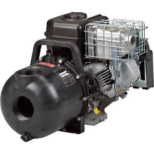 Pacer Chemical water Pump 3in Ports 205cc Briggs Stratton Engine 16 500 Gph