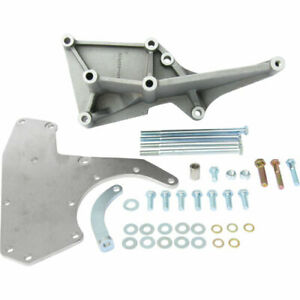 Vortech 4fa111 021 Supercharger Mounting Bracket Kit 1986 93 Mustang 5 0l