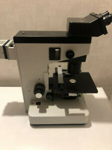 Leica Labovert Fs Inverted Microscope Not Tested
