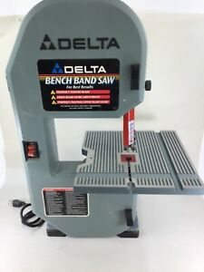 Delta Bench Top Band Saw Ex Ex Cond Model 28 185 963