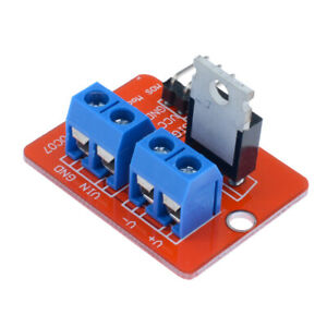 New Mosfet Button Irf520 Mosfet Driver Module For Raspberry Pi Arduino Arm