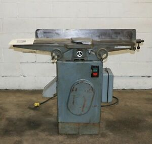Rockwell 37 220 6 Jointer Woodworking
