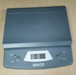 Brecknell 325 Electronic Portable Postal Scale 25 Lb X 0 1 Oz With ac Adapter