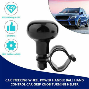 Universal Steering Wheel Rotates The Heavy Duty Truck Handle Suicide Power Knob