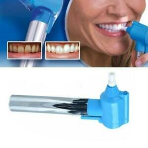 Electric Dental Teeth Cleaning oral tool tooth Polisher stain Plaque Remover Hot