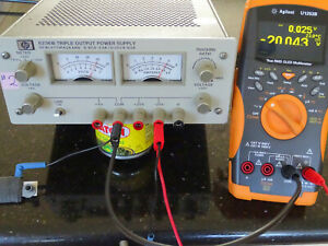 Agilent hp 6236b Triple Power Supply guaranteed To Work see Details