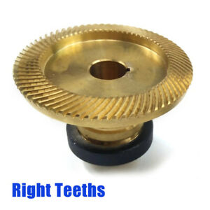 Milling Machine Servo Power Feed Brass Mill Gear Right Model Tooth Die Tooth New