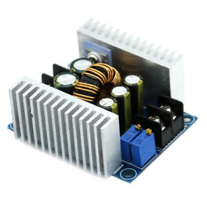 Dc dc Converter 20a300w Step Up Step Down Boost Power Adjustable Charger Plna aw