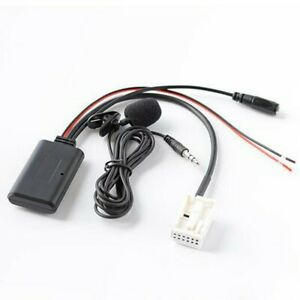 Bluetooth Aux Adapter Handsfree Cable For Mcd Rns 510 Rcd 200 210 300 310 500