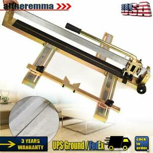 80cm Laser Guide Tile Saw Machine Manual Marble Tiles Wall Floor Tiles Cutter