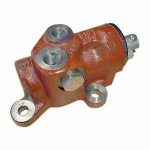 Valve Assembly Compatible With Massey Ferguson 245 230 255 231 235 250 240 135
