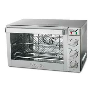Waring Wco500x Half Size Commercial Convection Oven