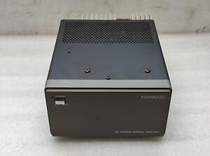 Kenwood Kps 10a Dc Power Supply 13 8v Dc 7a