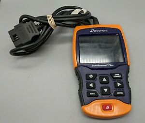 Actron Cp9680 Autoscanner Plus Obd Ii Abs Airbag Scan Tool Missing Bat Cover
