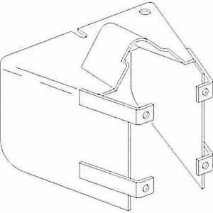 Pto Shield Compatible With Case Ih 595 895 695 International 584 684 784 454