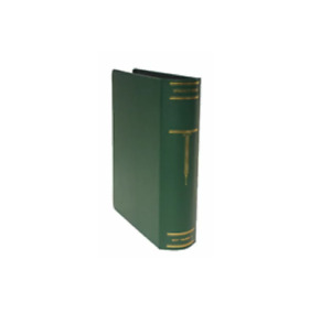 Scott Specialized Specialty 2 Post Green Binder Stamp Album Collection 3