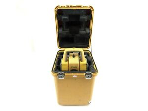 Trimble 5603 Robotic Reflectorless Total Station With Case