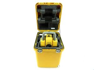 Trimble 5603 Robotic Reflectorless Total Station With Case no Battery