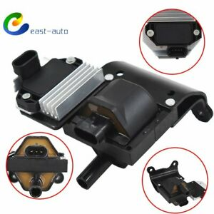 New Ignition Coil Dr49 With Ignition Module D577 Fit For 1995 07 Chevrolet Gmc