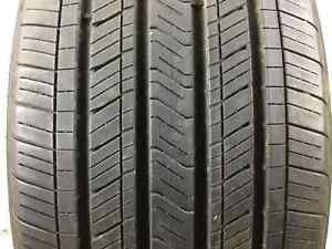 P235 40r19 Goodyear Eagle Touring 96 V Used 235 40 19 7 32nds