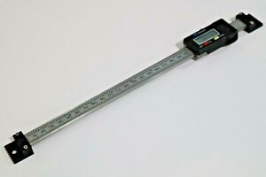 Horizontal Linear Scale With Digital Readout various Sizes Avaiable