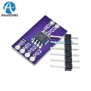 Si4599 N And P Channel 40v d s Power Mosfet Expansion Board Module pin Header