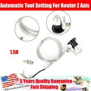 1 5n Automatic Tool Setting For Router Z Axis Cnc Engraving Machine Setter Usa