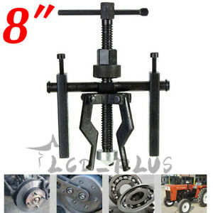 3 Jaw Pilot Bearing Puller Auto Motorcycle Bushing Remover Extractor Hand Tool