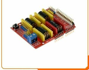 Shield Engraving Machine Stepper Motor Driver And Expansion Board With Usb Cable