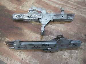 1971 1972 Dodge Charger Bench Seat Front Floor Track Guide Pair Set Hot Rod