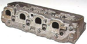 World Products 030630 3 Big Block Chevy Merlin Iii Cast Iron Cylinder Heads Asse