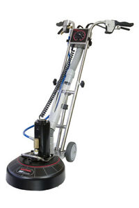 Truck Mount Carpet Cleaning Machine Extractor Rotovac 360i Rotary Power Head