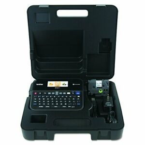 Brother P touch Ptd600vp Pc connectable Label Maker With Full Color Graphical