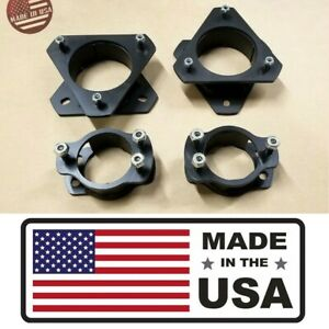Sr 2006 2010 Explorer 2wd 4wd Front 2 5 Rear 2 Steel Lift Kit Made In Usa