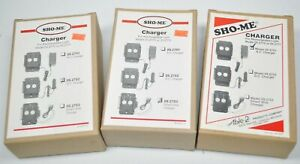 Sho me Dc Auto Ac Charger home Plug in Lot For 09 Series Rechargeable Lights