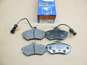 Disc Brake Pads Front Ate 602925 For Various 83 92 Audi 5000 80 90 100 Quattro
