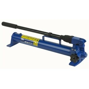 Two speed Hydraulic Hand Pump Large Capacity Otc4012a Brand New