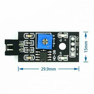 Soil Moisture And Humidity Sensor Module With Probe New B1r4