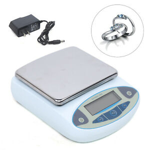 5kg 0 01g Lab Analytical Balance Digital Precision Scale Electronic Scale 110v
