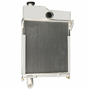 Am1771t Am639t Radiator For John Deere Tractor M Mt 40 320 Non pressurized