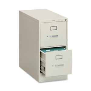 310 Series 26 1 2 In D Putty 2 drawer Full suspension File And Letter