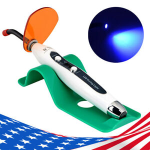 Usa Cure Dental Led Resin Curing Light Lamp With Charging Wireless Cordless 5w