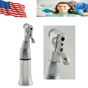 Dental Slow Low Speed Handpiece Wrench Contra Angle Latch Bur E type Useful Us