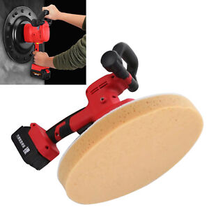 Electric Cement Concrete Mortar Trowel Wall Smoothing Polishing Machine Mixer